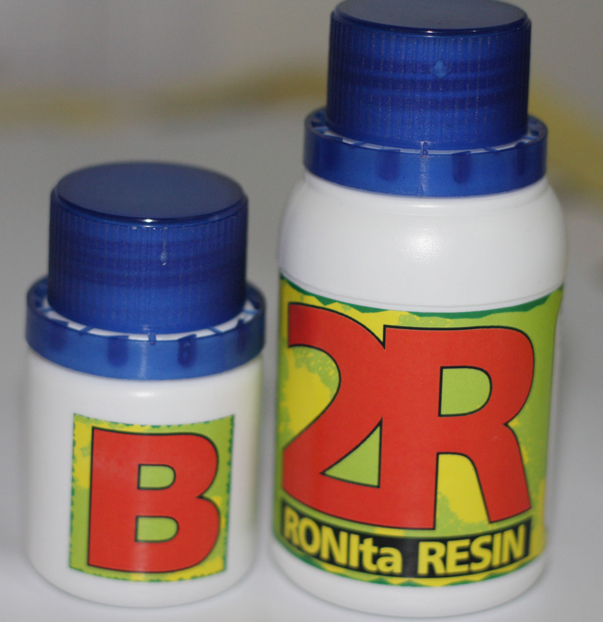 Ronita resin resin untuk membuat efek timbul dome ronita