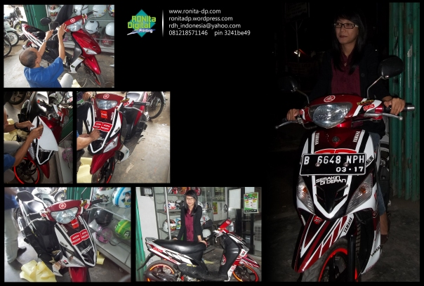 striping mio ronita dp