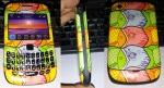 Skin-full-keypad-gemini-3g