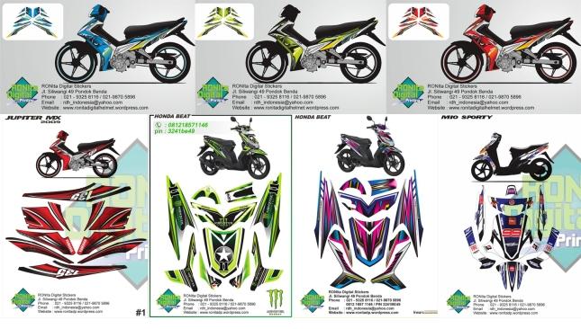 striping motor katalog 1