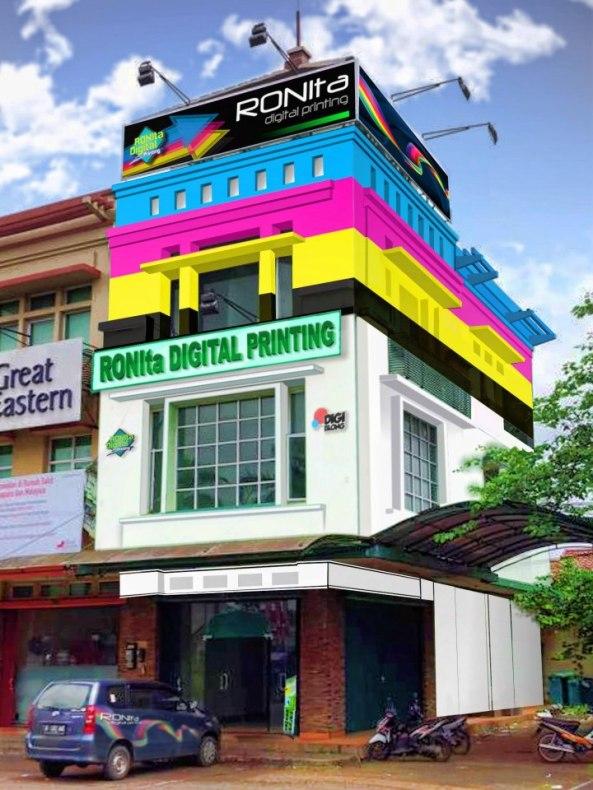 gedung baru RONIta BSD