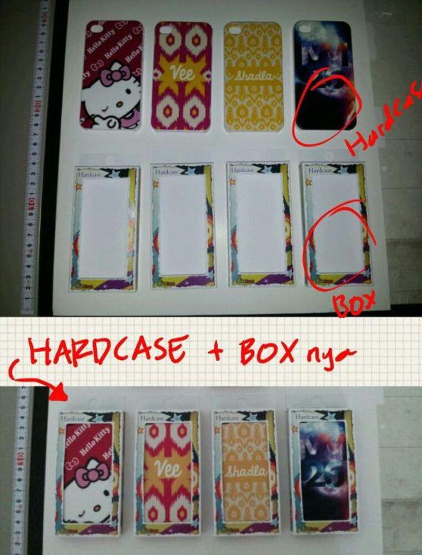 hardcase box handphone