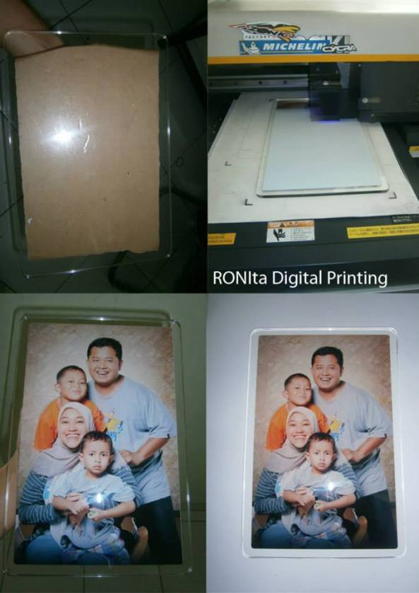 layanan photo di acrylic ronita dp