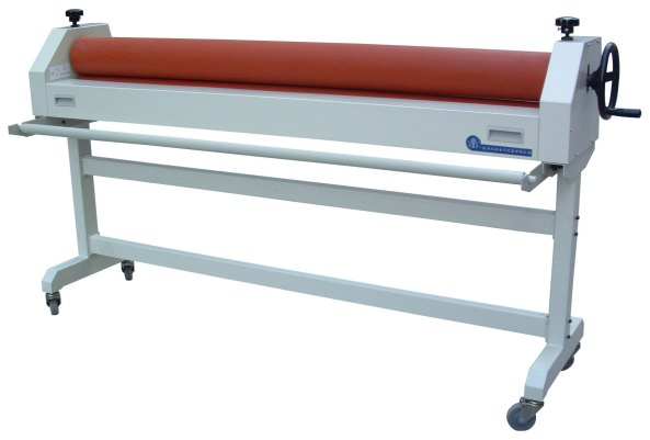 Audley_manual_cold_laminator_model_1600A