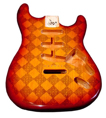 gravir gitar mesin laser ronita