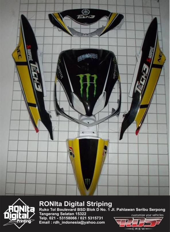 body motor custom ronita