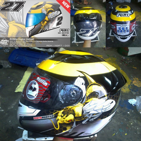helm-NHK-modifikasi-ronita