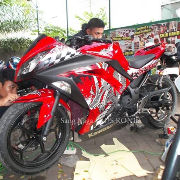 sang-naga-striping-custom-ninja-rds-ronita
