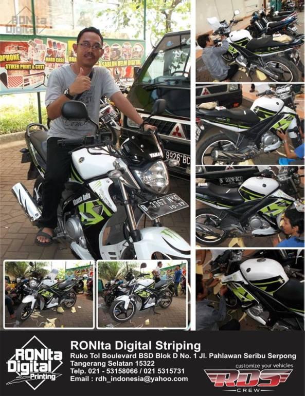 striping custom produksi ronita