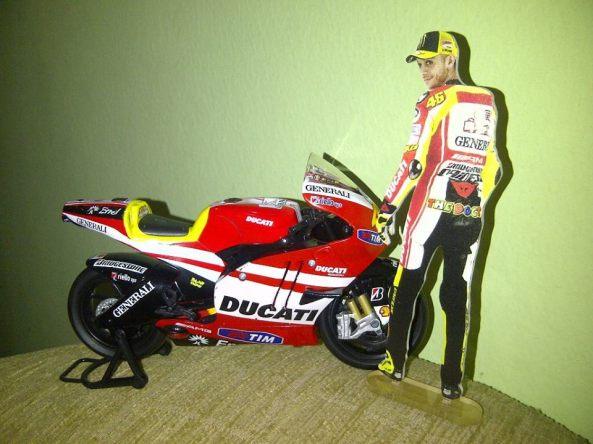 rossi figure acrylic 3