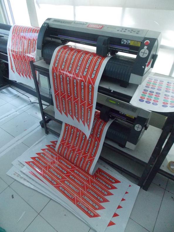 produksi sticker di RONIta