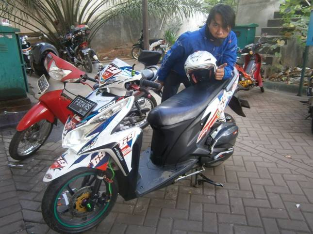 striping motor custom ronita