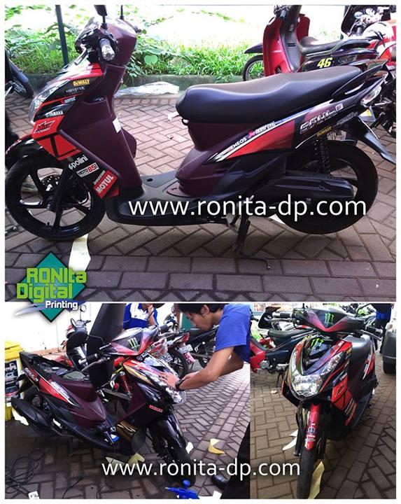 striping motor modifikasi ronita2