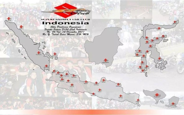 daerah penyebaran ssfc di indonesia
