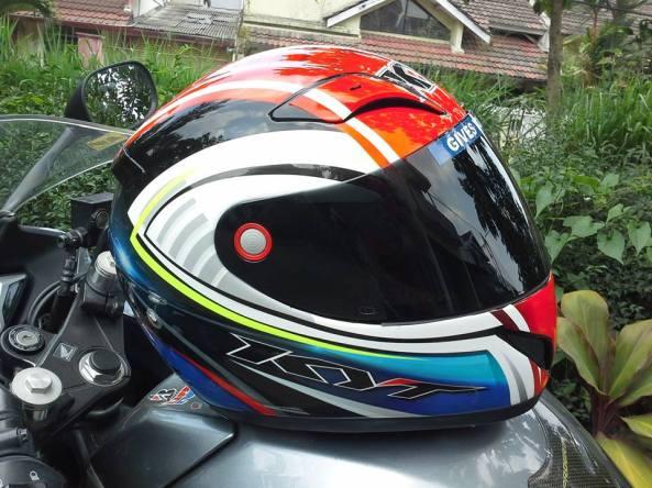 KYT C4 modif custom RONIta