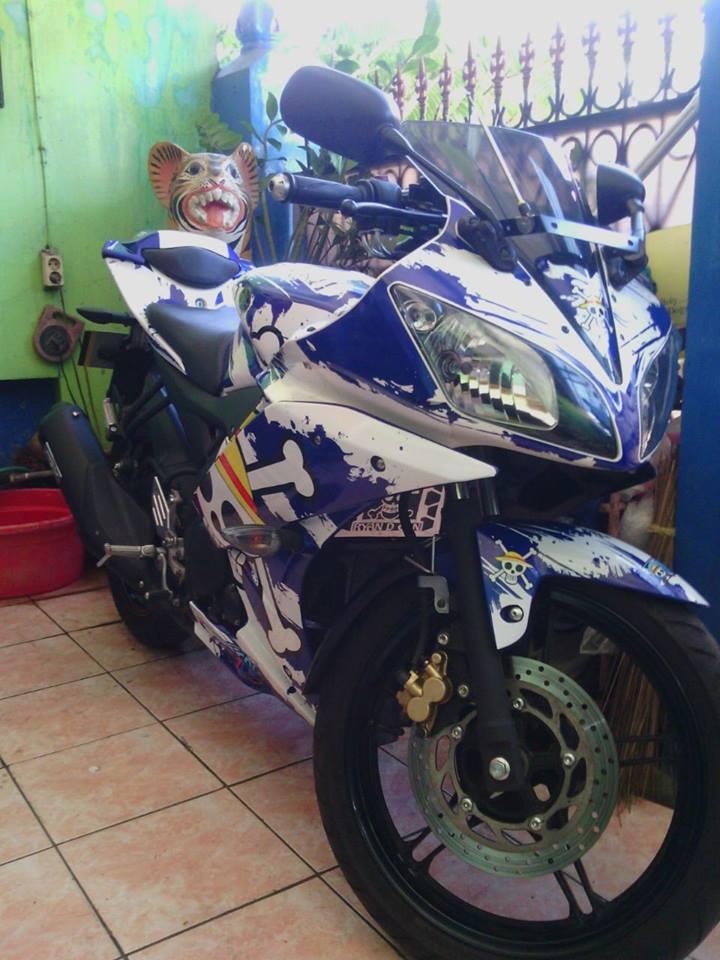 Sticker Striping Moge Yamaha R15 2