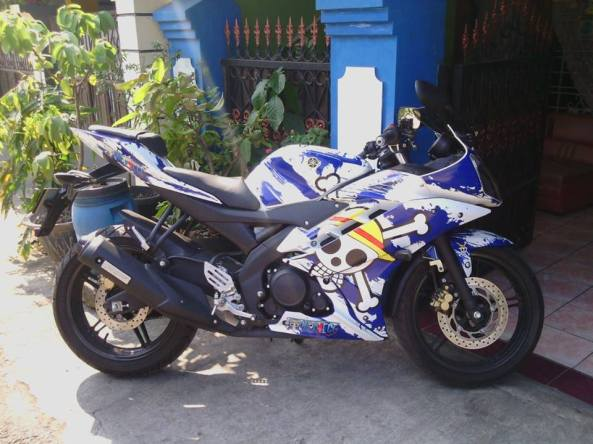 sticker striping moge yamaha r25