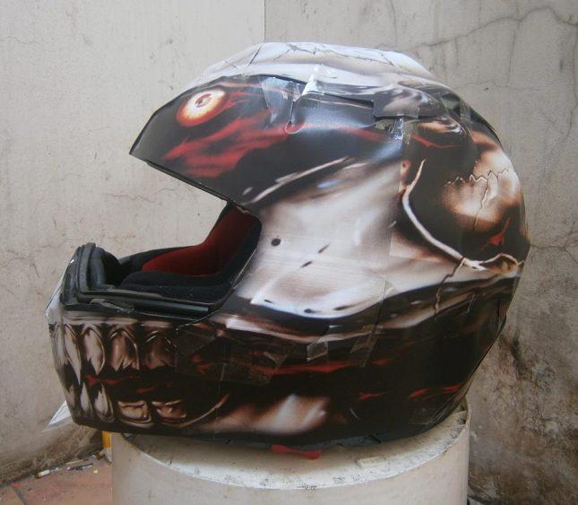 helm sangar 2