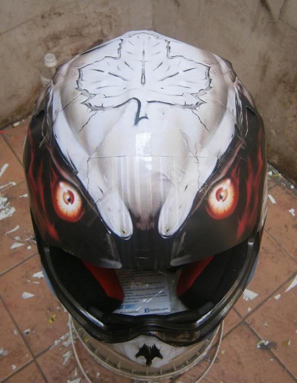 helm sangar 4
