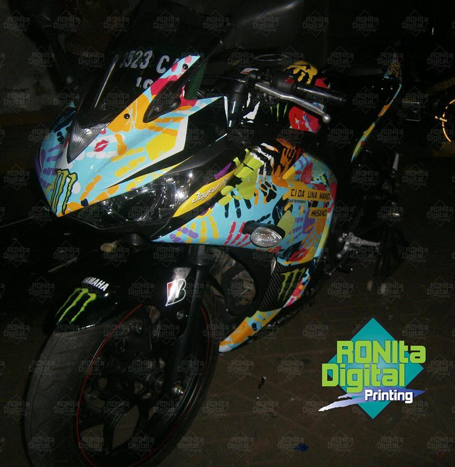Ronita digital printing r25 motif misano 2014 2