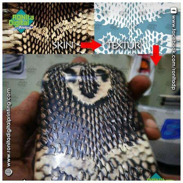 skindrom tekstur 3D 2