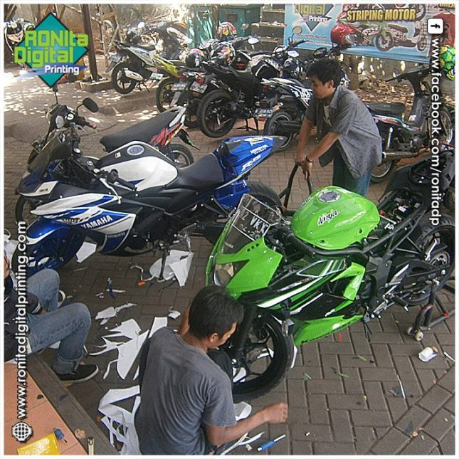 Kawasaki NINJA 250 fi go n fun 2