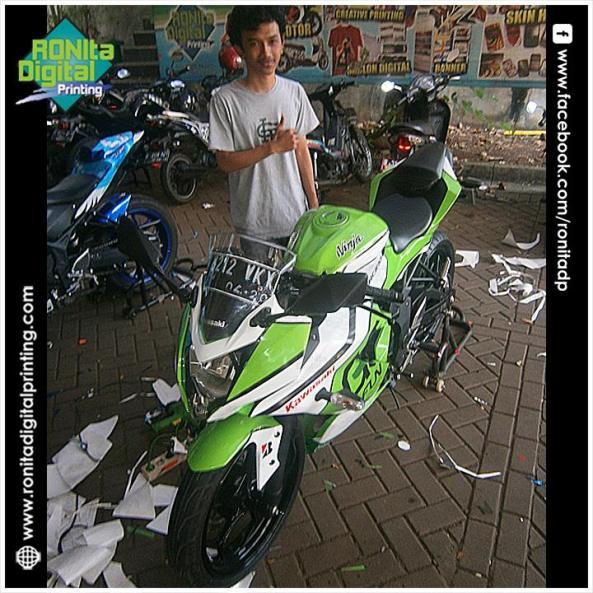 Kawasaki NINJA 250 fi go n fun 4