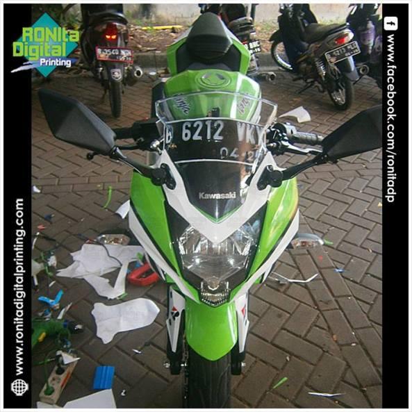 Kawasaki NINJA 250 fi go n fun 6