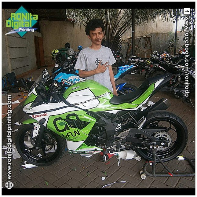 Kawasaki NINJA 250 fi go n fun 7