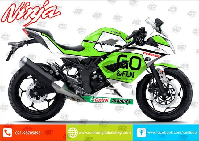 Kawasaki NINJA 250 fi go n fun 8