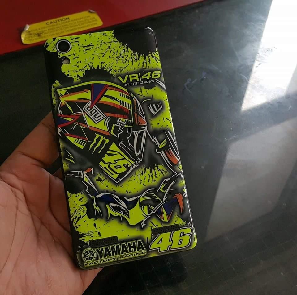 Sticker Handphone Ronita Digital Printing