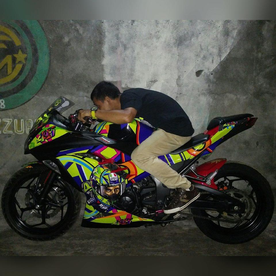 Koleksi Harga Motor Ninja 4 Tak Beserta Gambarnya Terlengkap